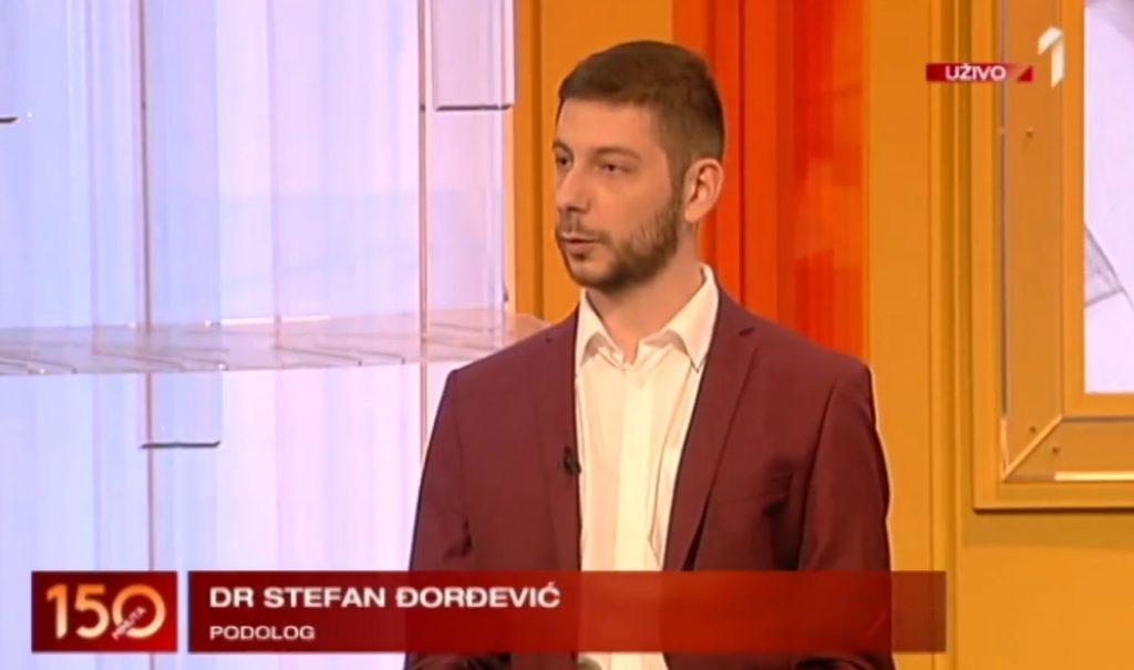 GLJIVIČNA INFEKCIJA NOKTIJU - Dr STEFAN ĐORĐEVIĆ PODOLOG