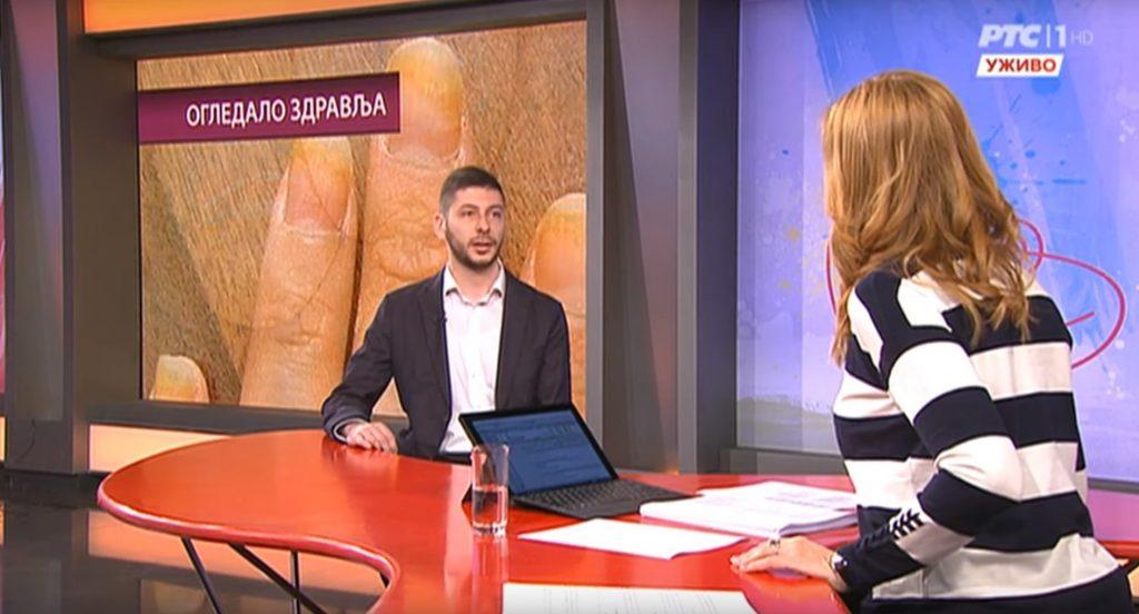 Dr Stefan Đorđević - Stopala i nokti su ogledalo zdravlja